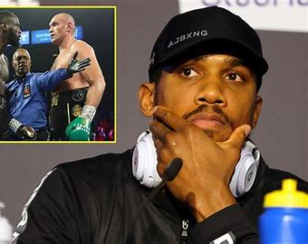 Tyson Fury feels boxer Anthony Joshua is over the hill, tells him to hang up gloves