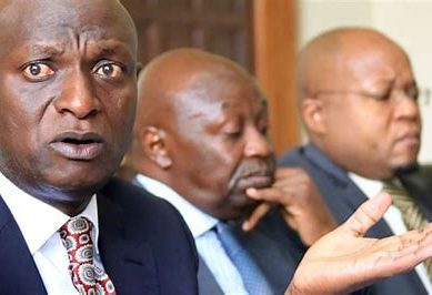 Fuelled graft: Energy minister's suspect appointments that were met with Kenya president's cabinet reshuffle