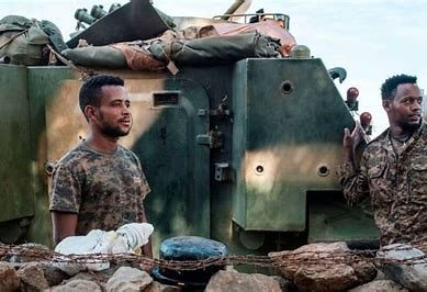 Ethiopian military kill three children in airstrikes on rebel-held Tigray regional capital Mekele