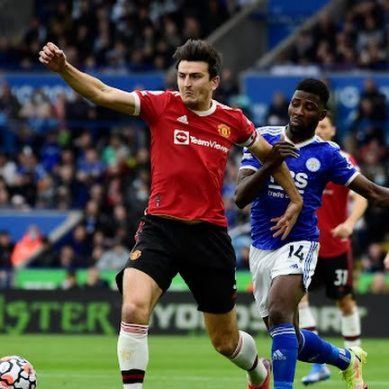 Manchester United boss under fire for starting unfit Harry Maguire in loss to Leicester
