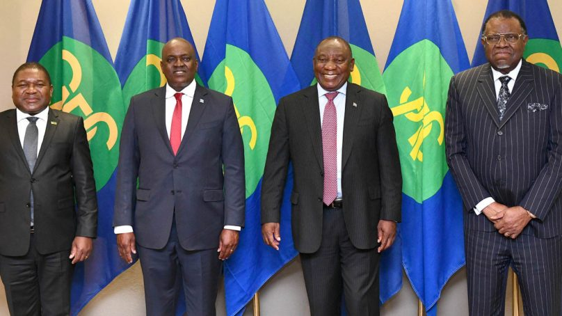 Southern African leaders extend mission in Mozambique to root out Islamist insurgency